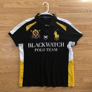 Blackwatch Polo Shirt